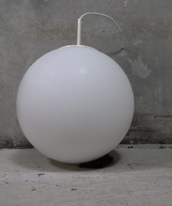 Fagerhult, Globia model 59062, Opal glas Ø44cm