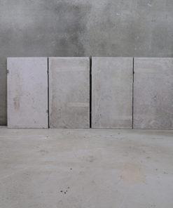 4 sandsten i ca 33mm tykkelse uden motiv. Stenen kommer fra Rockefeller instituttet.