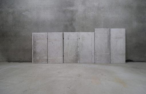 Sandsten fra Rockefeller instituttet. 4 stk 50,7 98,7 cm og 2 stk 48 x 109,5 cm.
