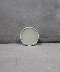 22141, indbygnings lampe, ø30cm, rund loftlampe