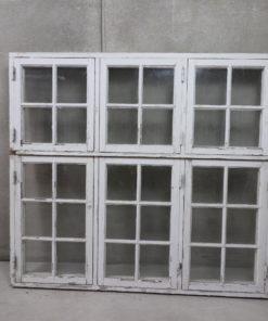 Sprosse vindue 190x173cm