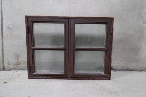bondehus, sprosser, sidehængt, vindue